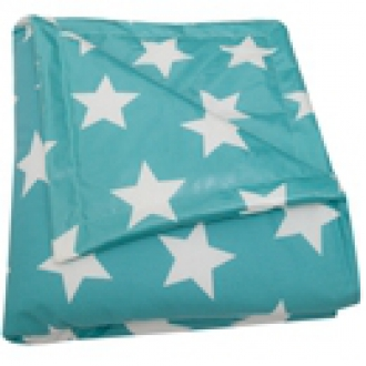 Picknick decke light sterne azur au maison wachstuch for Au maison oilcloth uk